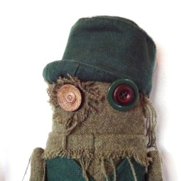Mr Spinks the Travelling Rag and Bone man