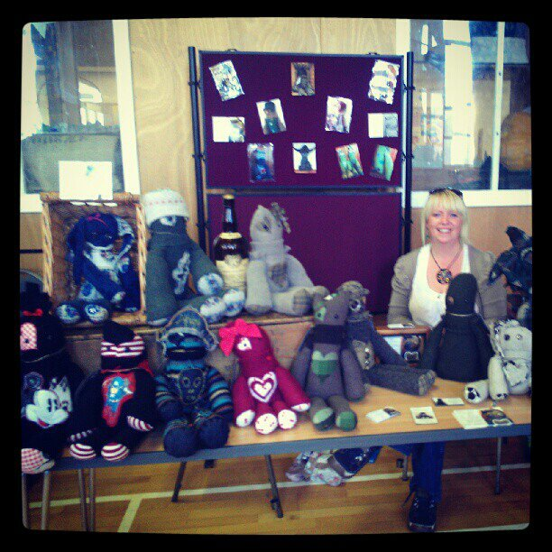 Shetland showcase 2012 at Islesburgh ♥