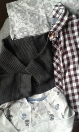 1st year Keepsake clothes ♥